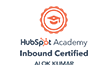 HubSpot Academy - Inbound Marketing Certified