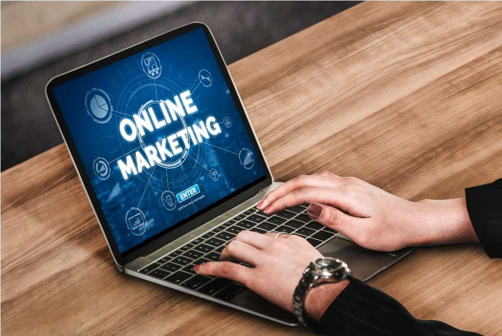 Small Business with Online Marketing